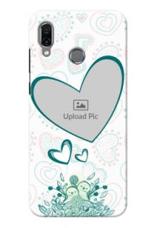 Huawei Honor Play Personalized Mobile Cases: Premium Couple Design