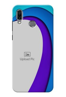 Huawei Honor Play custom back covers: Simple Pattern Design