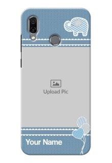 Huawei Honor Play Custom Phone Covers with Kids Pattern Design