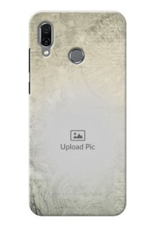 Huawei Honor Play custom mobile back covers with vintage design