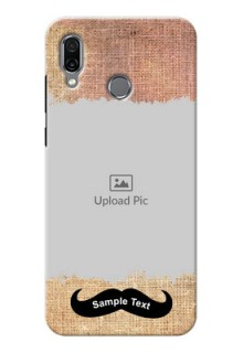 Huawei Honor Play Mobile Back Covers Online with Texture Design
