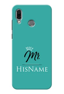 Honor Play Custom Phone Case Mr with Name