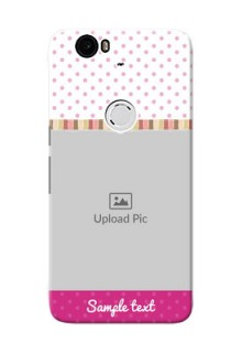 Huawei Nexus 6P Cute Mobile Case Design