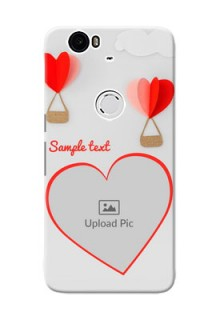 Huawei Nexus 6P Love Abstract Mobile Case Design