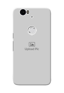 Huawei Nexus 6P Full Picture Upload Mobile Back Cover Design