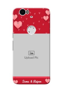 Huawei Nexus 6P valentines day couple Design
