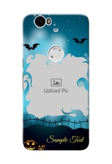 Huawei Nexus 6P halloween design with designer frame Design