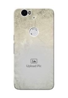 Huawei Nexus 6P vintage backdrop Design
