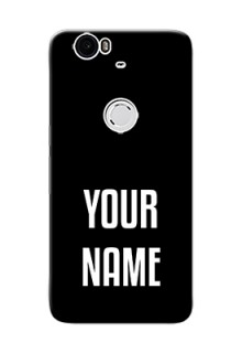 Nexus 6P Your Name on Phone Case