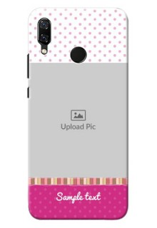 Huawei Nova 3 Cute Mobile Case Design
