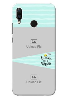 Huawei Nova 3 2 image holder with friends icon Design