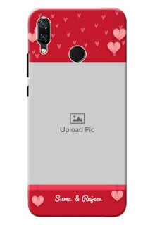 Huawei Nova 3 valentines day couple Design