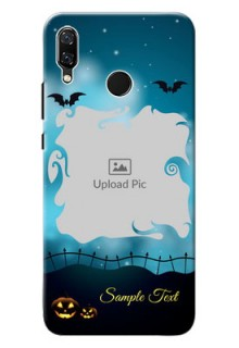 Huawei Nova 3 halloween wither frame Design