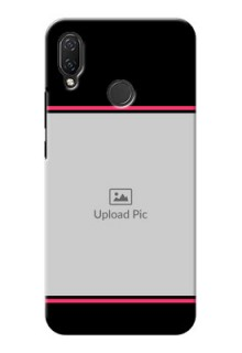 Huawei Nova 3i Mobile Covers With Add Text Design
