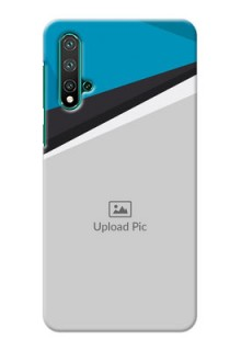Huawei Nova 5 Pro Back Covers: Simple Pattern Photo Upload Design