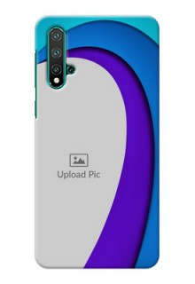 Huawei Nova 5 Pro custom back covers: Simple Pattern Design