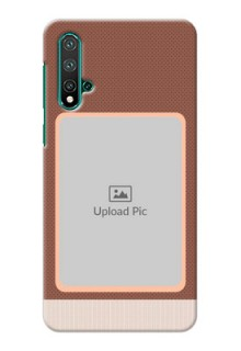 Huawei Nova 5 Phone Covers: Simple Pic Upload Design