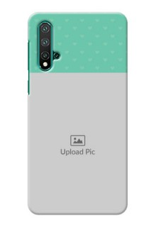Huawei Nova 5 mobile cases online: Lovers Picture Design