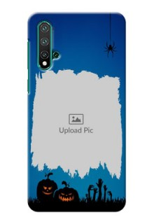 Huawei Nova 5 mobile cases online with pro Halloween design