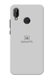 Huawei P20 Lite Full Picture Upload Mobile Back Cover Design