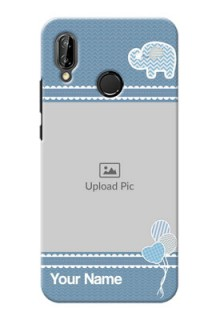 Huawei P20 Lite kids design icons with  simple pattern Design