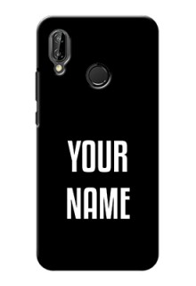 P20 Lite Your Name on Phone Case