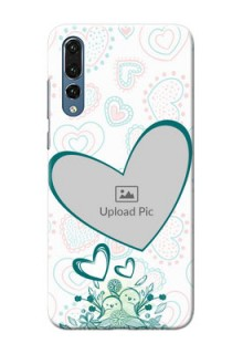 Huawei P20 Pro Couples Picture Upload Mobile Case Design