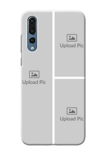 Huawei P20 Pro Multiple Picture Upload Mobile Cover Design