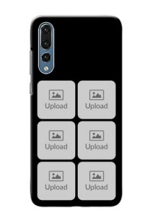 Huawei P20 Pro Multiple Pictures Mobile Back Case Design