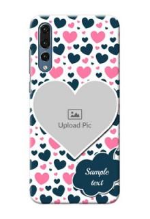 Huawei P20 Pro Colourful Mobile Cover Design