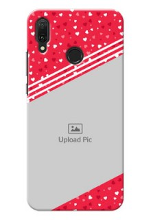 Huawei Y9 (2019) Custom Mobile Covers:  Valentines Gift Design