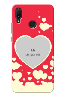 Huawei Y9 (2019) Phone Cases: Love Symbols Phone Cover Design