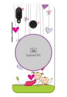 Huawei Y9 (2019) Mobile Cases: Cute Kids Phone Case Design