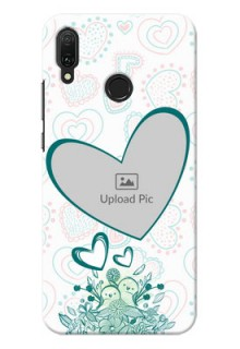 Huawei Y9 (2019) Personalized Mobile Cases: Premium Couple Design