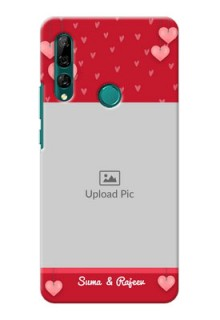 Huawei Y9 Prime 2019 Mobile Back Covers: Valentines Day Design