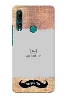 Huawei Y9 Prime 2019 Mobile Back Covers Online with Texture Design