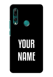 Y9 Prime 2019 Your Name on Phone Case