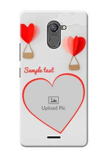 Infinix Hot 4 Pro Love Abstract Mobile Case Design