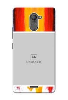 Infinix Hot 4 Pro Colourful Mobile Cover Design