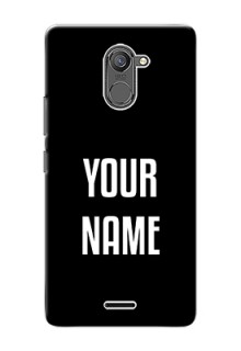 Infinix Hot 4 Pro Your Name on Phone Case