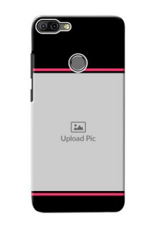 Infinix HOT 6 PRO Mobile Covers With Add Text Design
