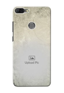 Infinix HOT 6 PRO custom mobile back covers with vintage design