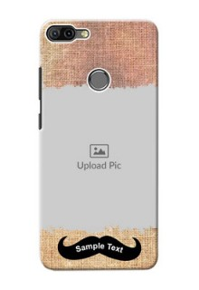 Infinix HOT 6 PRO Mobile Back Covers Online with Texture Design