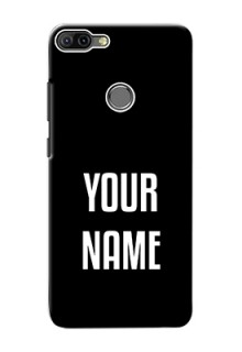 Infinix Hot 6 Pro Your Name on Phone Case