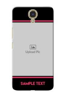 Infinix Note 4 Photo With Text Mobile Case Design