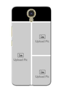 Infinix Note 4 Multiple Picture Upload Mobile Cover Design