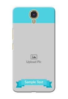 Infinix Note 4 Simple Mobile Back Cover Design