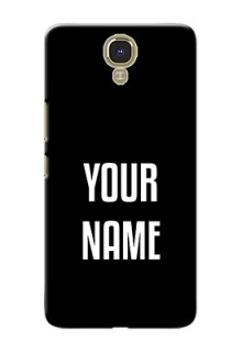 Infinix Note 4 Your Name on Phone Case