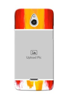 InFocus M2 Colourful Mobile Cover Design
