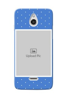InFocus M2 2 image holder polka dots Design